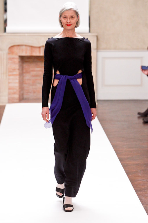 Adeline André - Parigi Haute Couture PE 2011