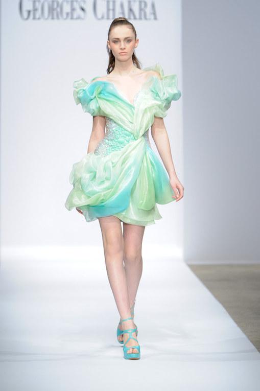 Georges Chakra - Paris Haute Couture Spring/Summer 2011