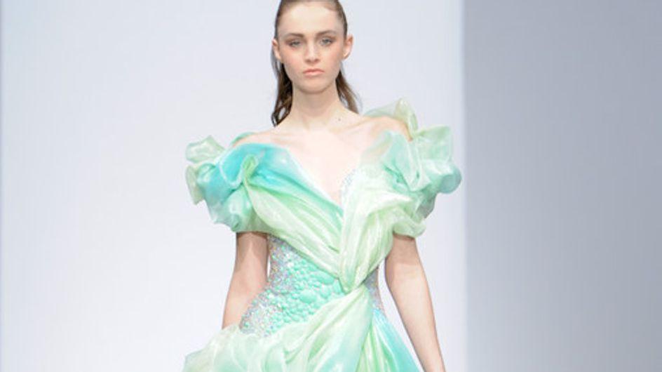 Georges Chakra: Fashion Week Paris 2011 - Haute-Couture FS 2011