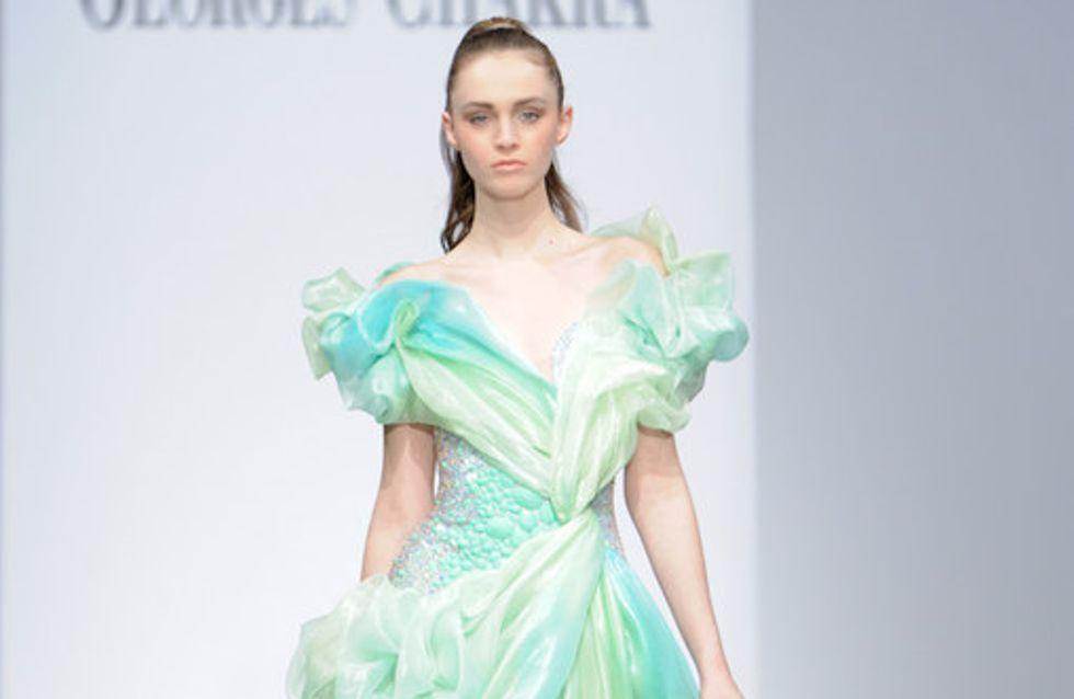 Sfilata Georges Chakra - Parigi Haute Couture PE 2011