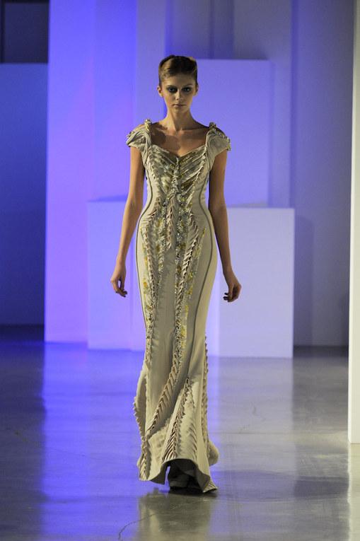 Basil Soda - Parigi Haute Couture PE 2011