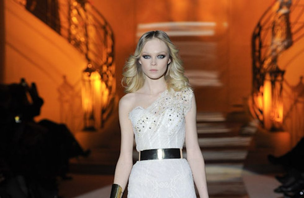 Zuhair Murad: Fashion Week Paris 2011 - Haute-Couture FS 2011
