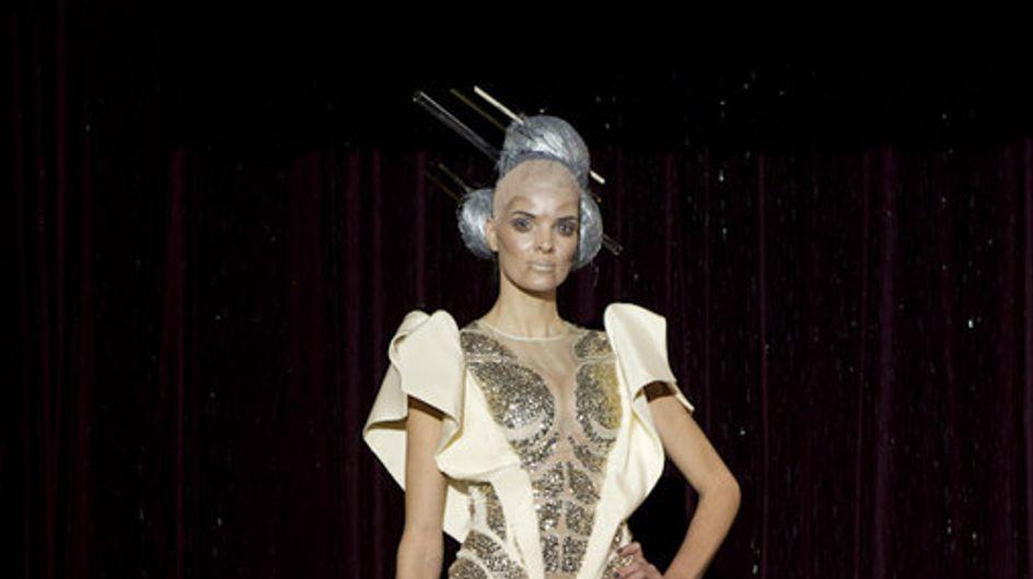 Sfilata Eric Tibush - Parigi Haute Couture PE 2011