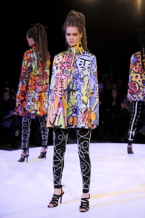 Franck Sorbier - Paris Haute Couture Spring/Summer 2011
