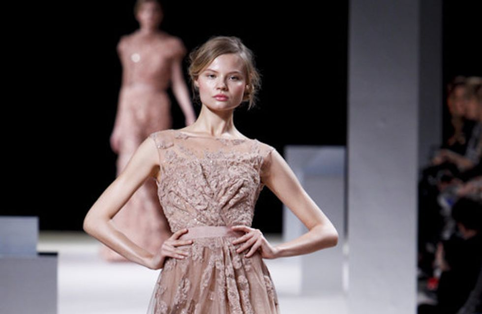 Elie Saab - Alta Costura París - P/V2011