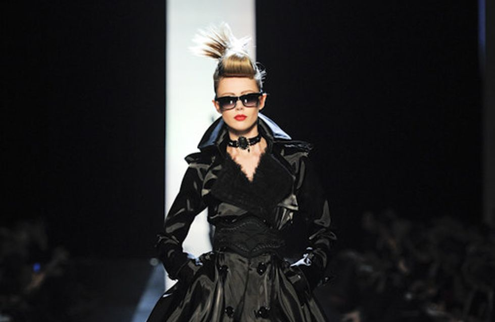 Jean Paul Gaultier - Paris Haute Couture Spring/Summer 2011