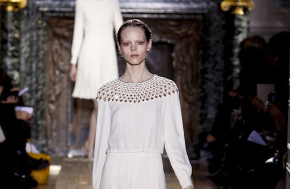 Valentino: Fashion Week Paris 2011 - Haute-Couture FS 2011