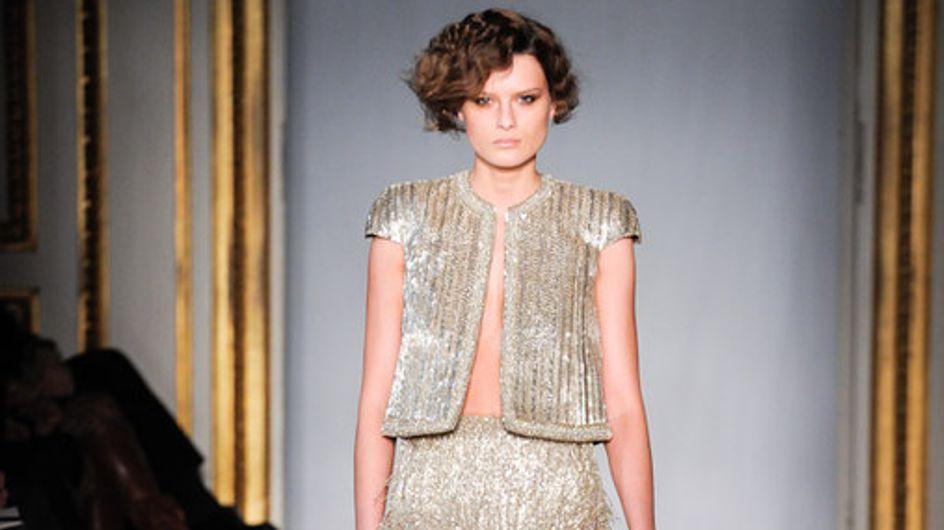 Défilé Dilek Hanif - Défilé Haute Couture Printemps-Eté Paris 2011