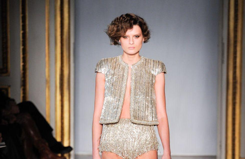 Sfilata Dilek Hanif - Parigi Haute Couture PE 2011