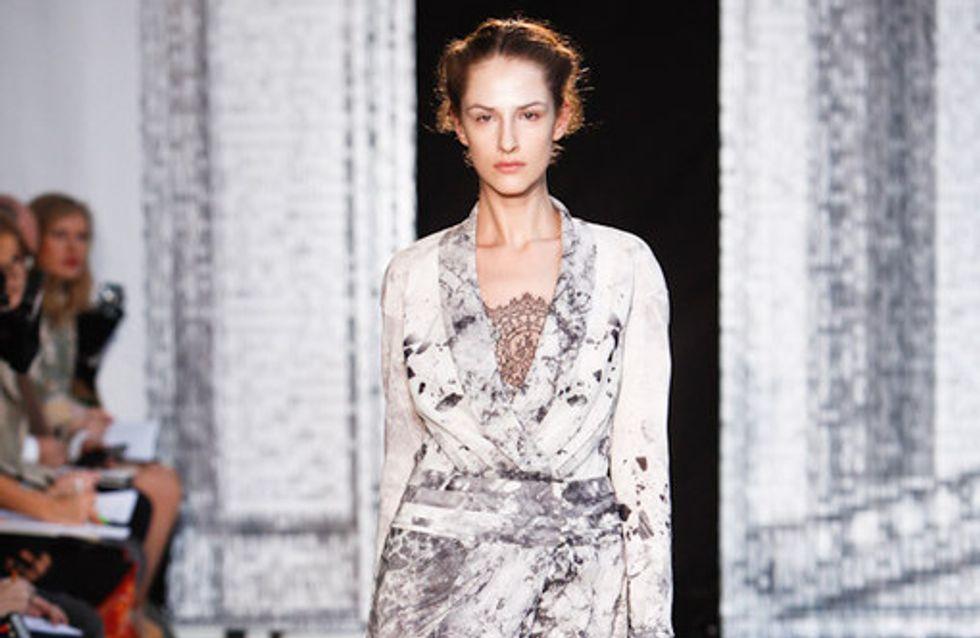 """Sfilata """"Maxime Simoens - Parigi Haute Couture PE 2011"""