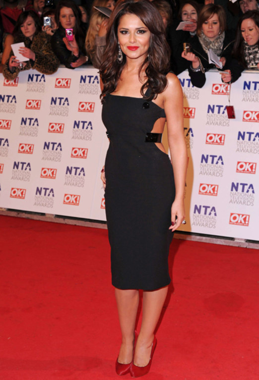 National Television Awards 2011 - Cheryl Cole