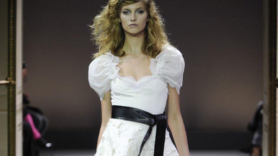 Sfilata Dani Atrache - Parigi Haute Couture PE 2011