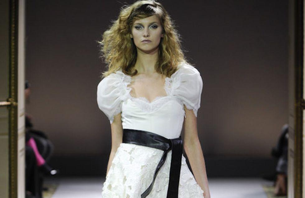 Dani Atrache - Paris Haute Couture Spring/Summer 2011