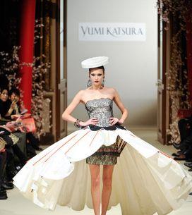 Yumi Katsura by Ji Haye - Alta Costura París P/V 2011