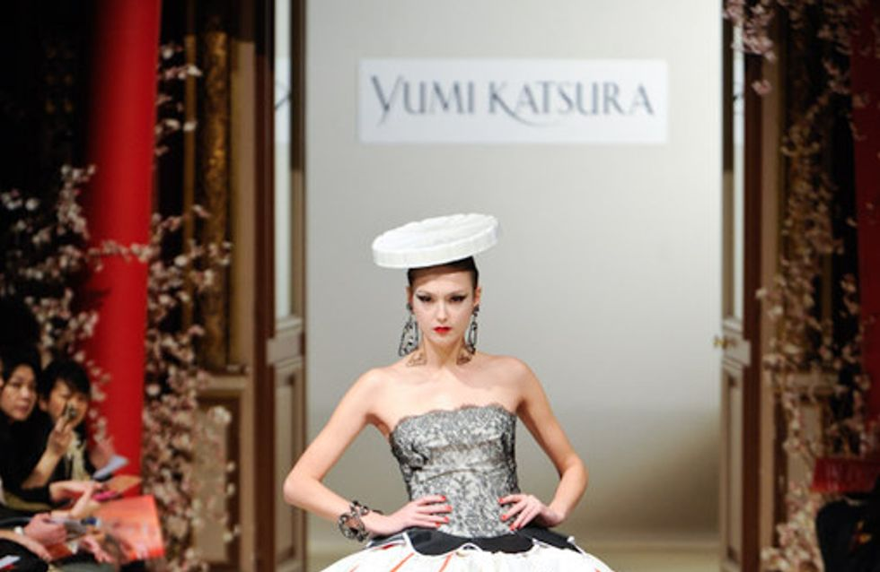 Yumi Katsura by Ji Haye: Fashion Week Paris 2011 - Haute-Couture FS 2011