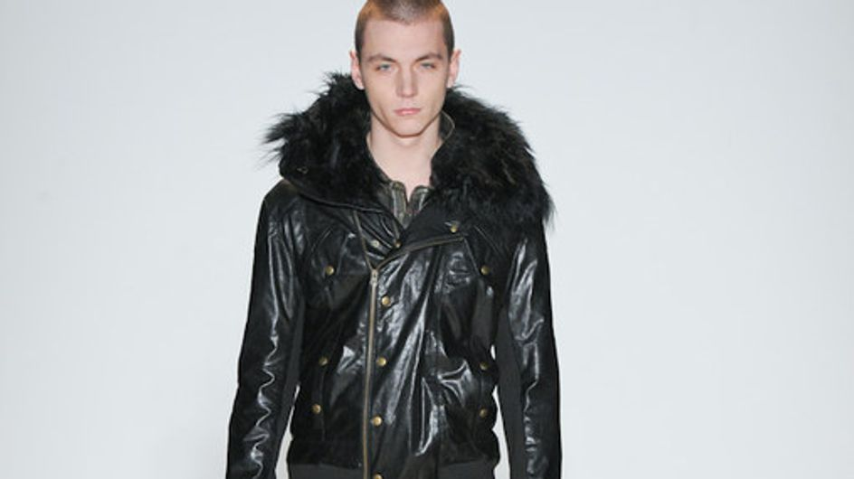 Nicholas K: New York Fashion Week HW 2011/12