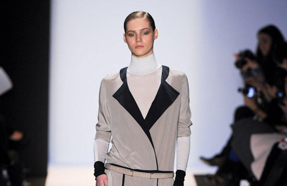 BCBG Max Azria -New York Fashion Week otoño invierno 2011-2012