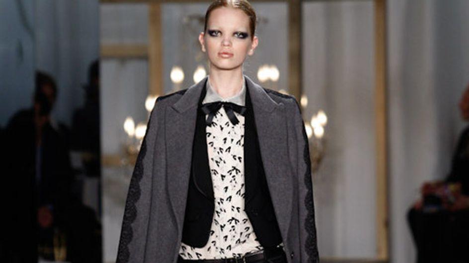 Jason Wu - New York Fashion Week otoño invierno 2011-2012