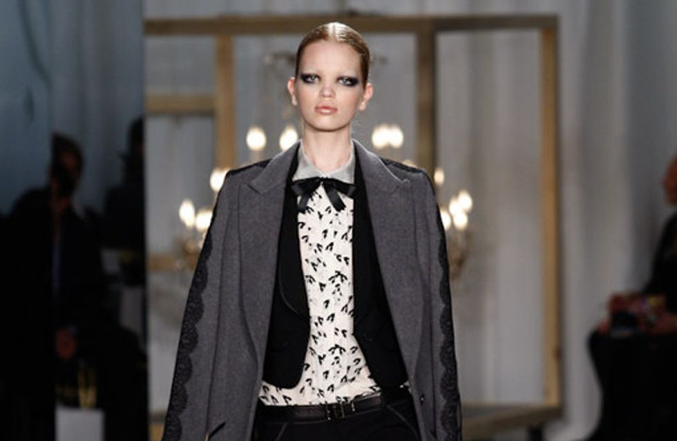 Jason Wu: New York Fashion Week HW 2011/12