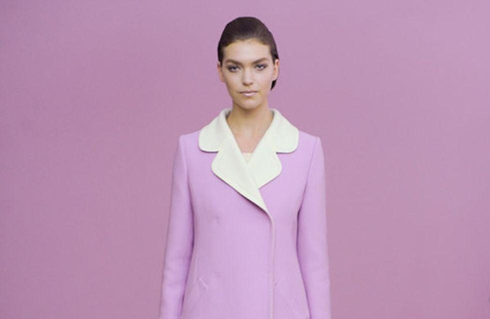 Philosophy by Alberta Ferretti: New York Fashion Week HW 2011/12
