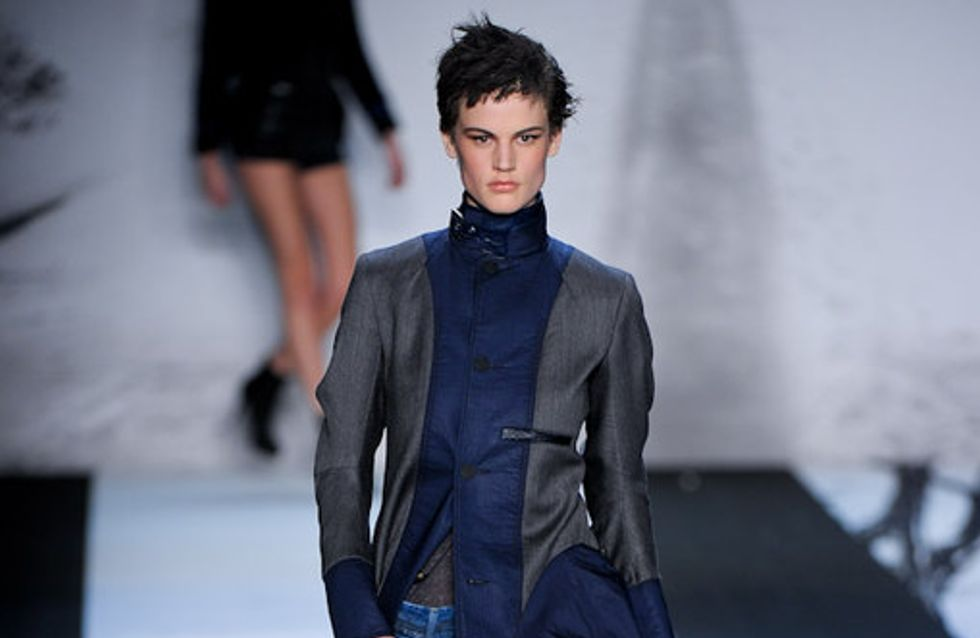 G-Star - New York Fashion Week otoño invierno 2011-2012