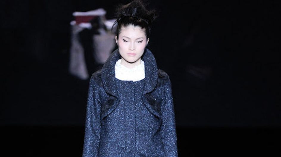 Fashion Show Vivienne Tam New York – Fashion Week Autumn-Winter New York 2011