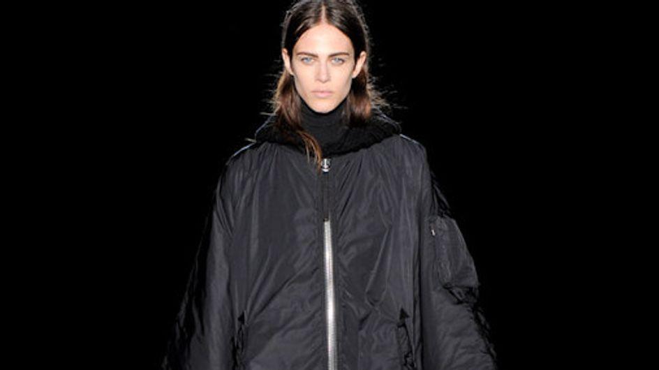Fashion Show Alexander Wang New York – Fashion Week Autumn-Winter New York