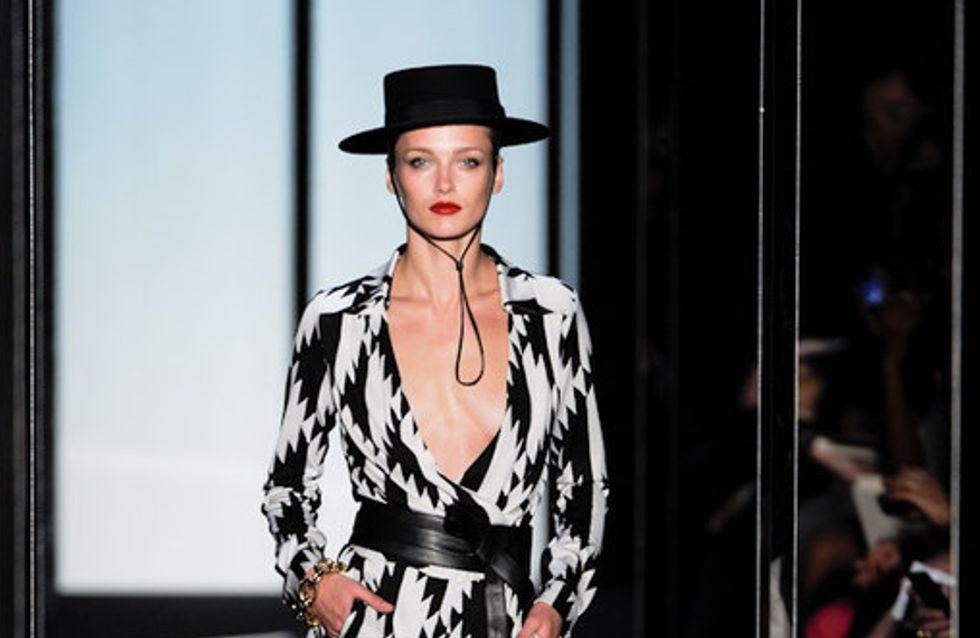 Diane Von Furstenberg: New York Fashion Week HW 2011/12