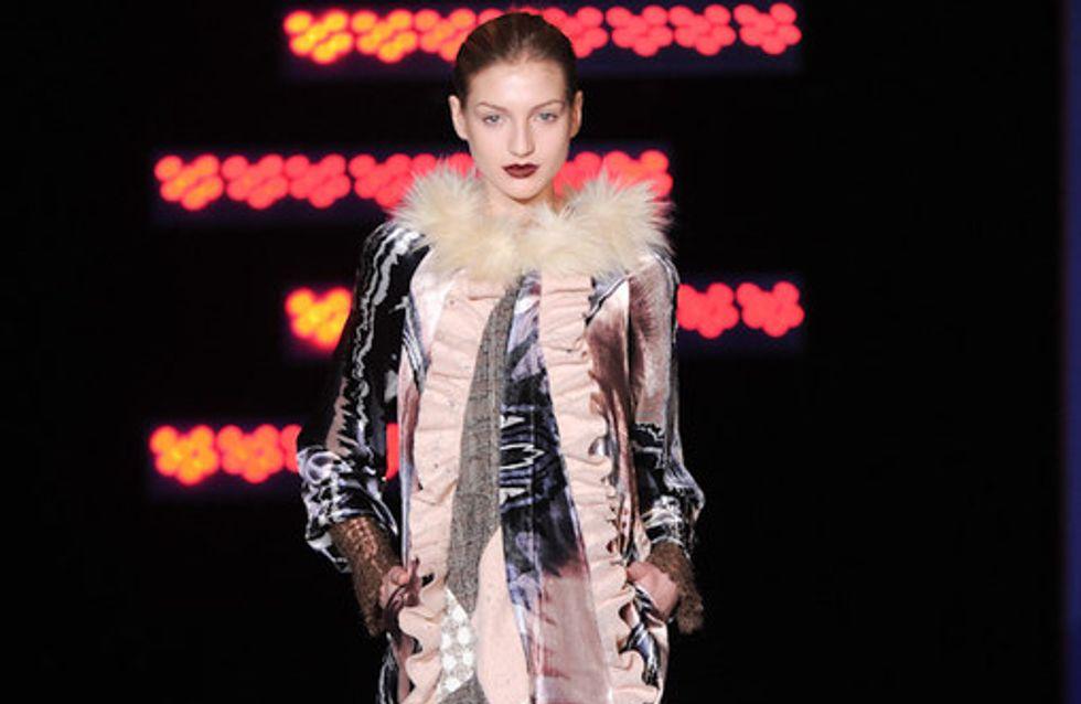 Fashion Show Custo Barcelona New York – Fashion Week Autumn Winter New York 2011