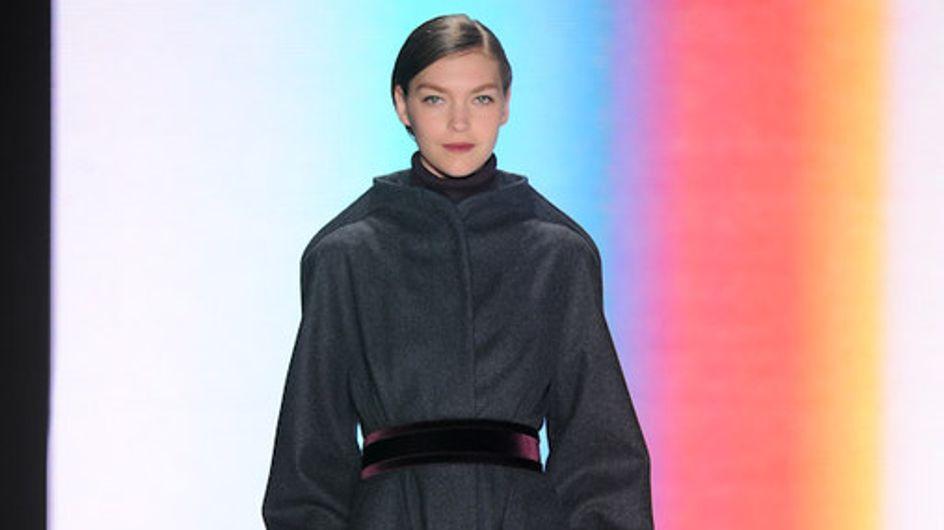Fashion Show Carolina Herrera New York – Fashion Week Autumn Winter New York 201