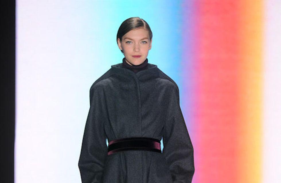 Carolina Herrera - New York Fashion Week otoño invierno 2011-2012