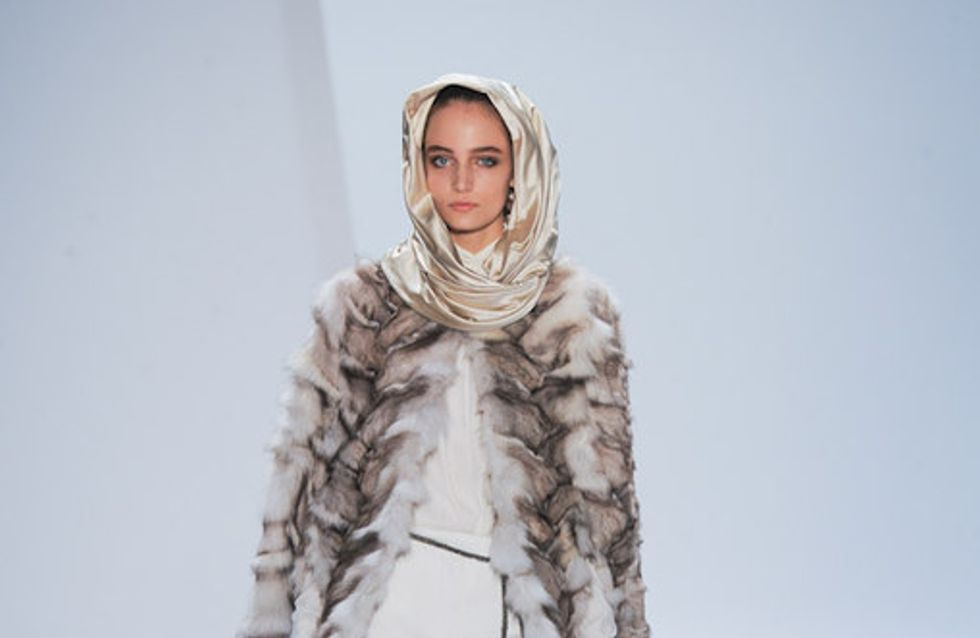 Carlos Miele: New York Fashion Week HW 2011/12