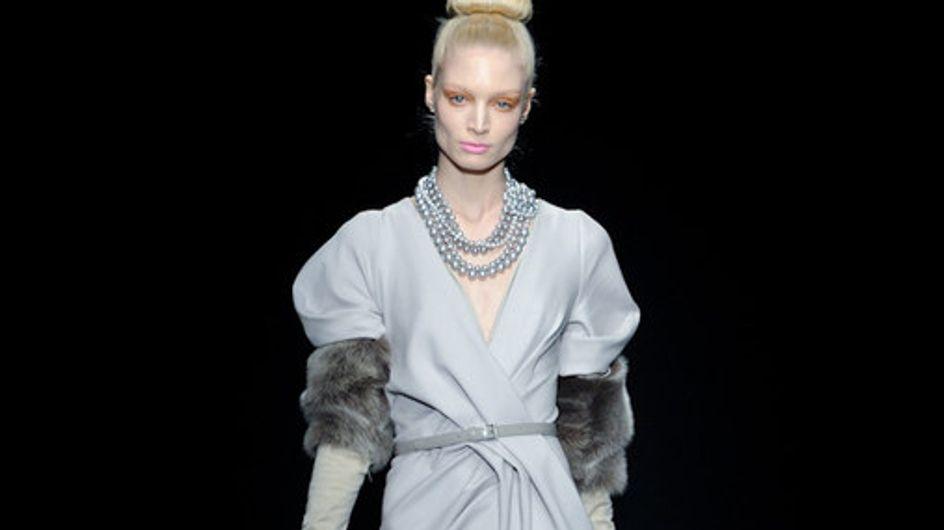 Donna Karan: New York Fashion Week HW 2011/12