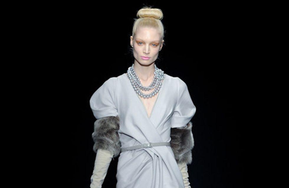 Donna Karan - New York Fashion Week otoño invierno 2011 2012
