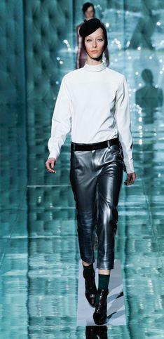 Défilé Marc Jacobs, pois craquants pour silhouette de charme