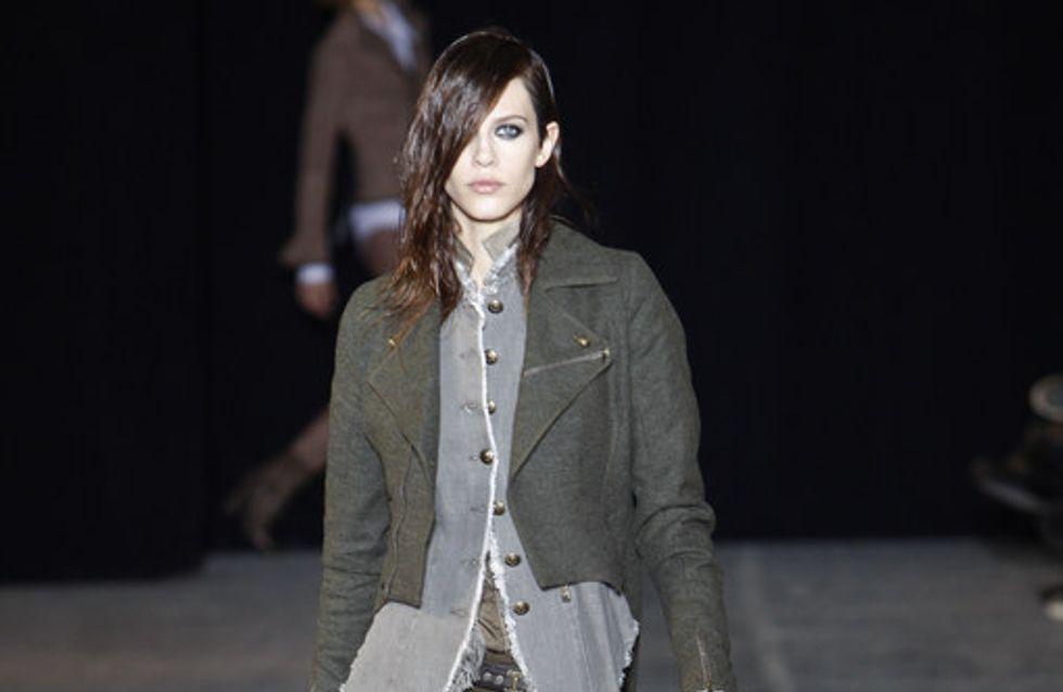 Diesel Black Gold: New York Fashion Week HW 2011/12
