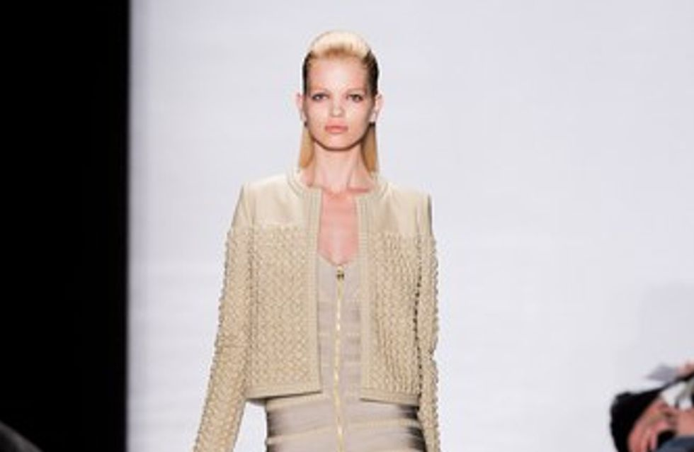 Hervé Léger by Max Azria: New York Fashion Week HW 2011/12