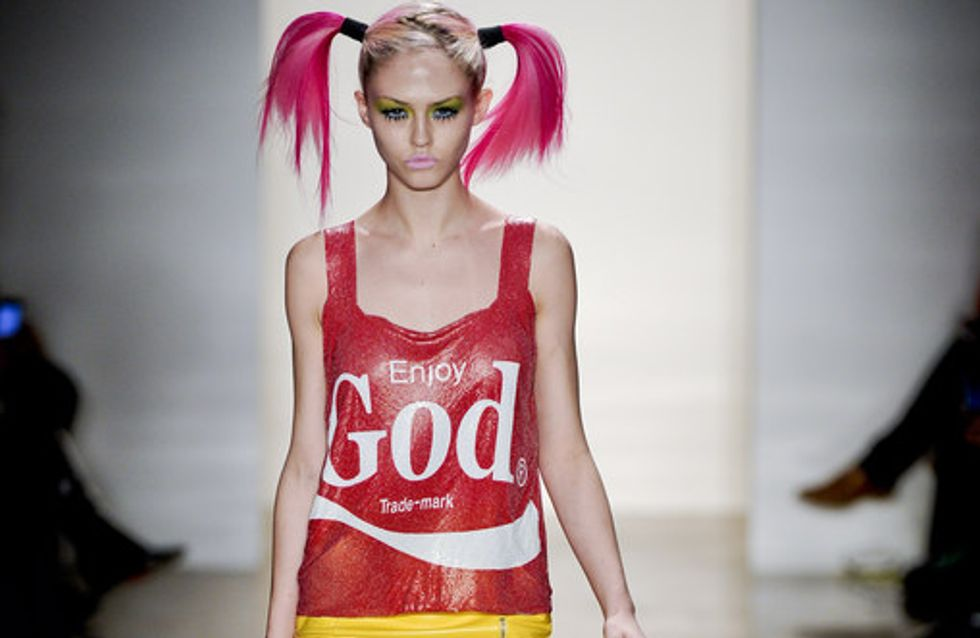 Jeremy Scott - New York Fashion Week otoño invierno 2011-2012