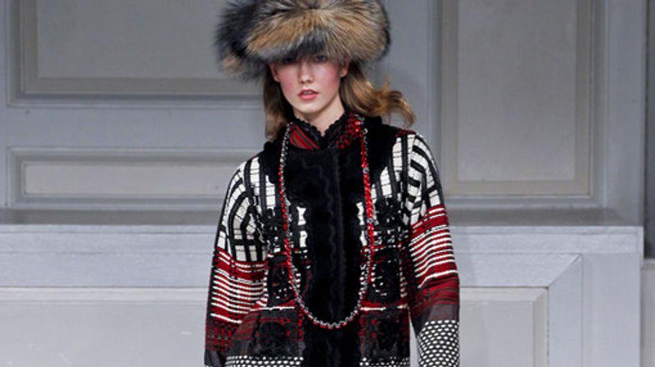 Fashion Show Oscar de la Renta  New York – Fashion Week Autumn-Winter New York