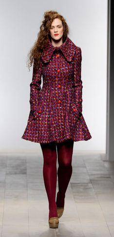 Sfilata Paul Costelloe - London Fashion Week A/I 2011