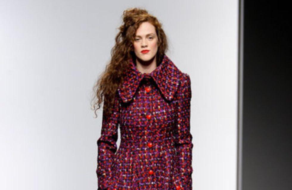 Paul Costelloe - London Fashion Week otoño invierno 2011 2012