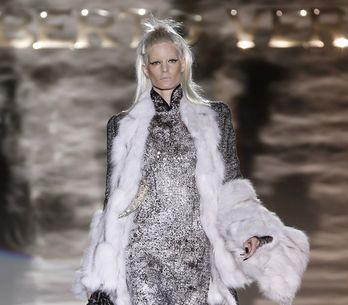 Roberto Verino - Cibeles Madrid Fashion Week Otoño Invierno 2011-2012