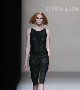 Devota & Lomba - Cibeles Madrid Fashion Week Otoño Invierno 2011-2012