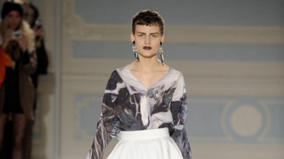 London Fashion Week: Maria Grachvogel - autumn/winter 2011