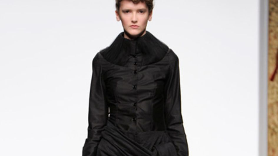 London Fashion Week: Corrie Nielsen - autumn/winter 2011
