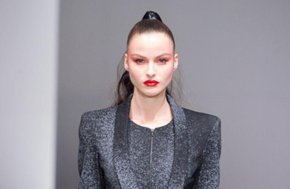 Jean Pierre Braganza: London Fashion Week Herbst/Winter 2011/12