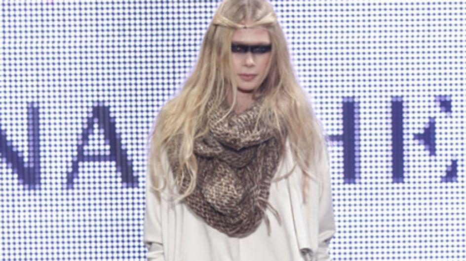 Jena Theo - London Fashion Week otoño invierno 2011 2012