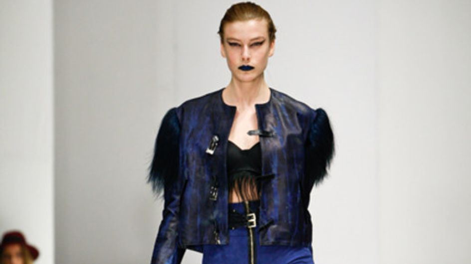 Felder + Felder: London Fashion Week Herbst/Winter 2011/12