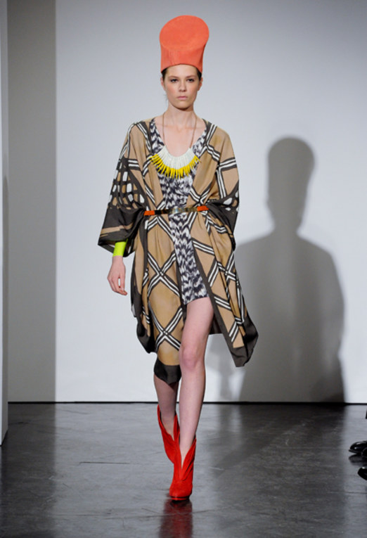 Sass & Bide LFW a/w 2011 | London Fashion Week 2011