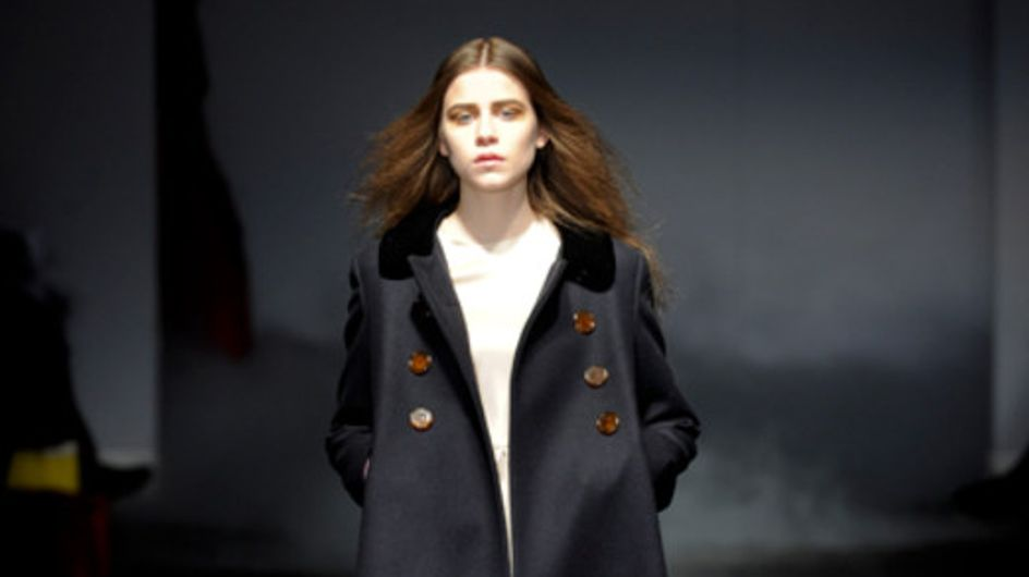 Charles Anastase: London Fashion Week Herbst/Winter 2011/12